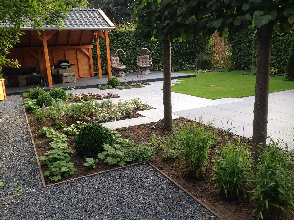 Grind Tuin Aanleggen : In stappen uw eigen tuinpad aanleggen steenhandel geurds